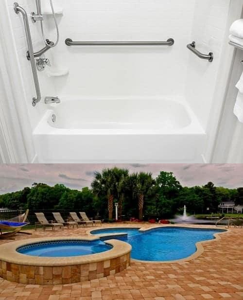 Bath/Span/Pool